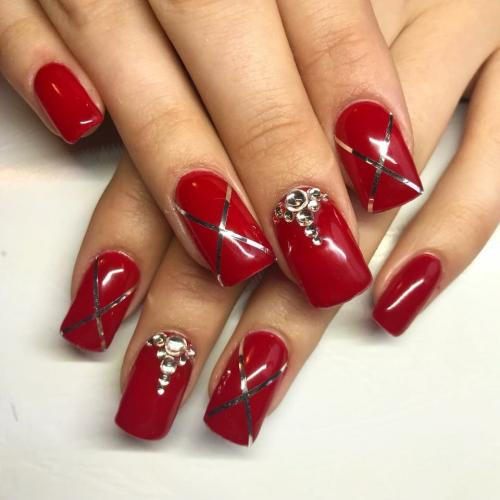 Punainen timantit