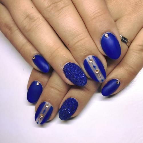 Sinine timantit